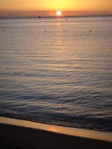 Sunset Nevis