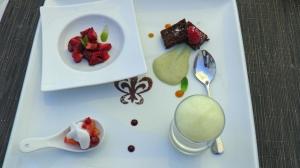 Valldemossa dessert tasting